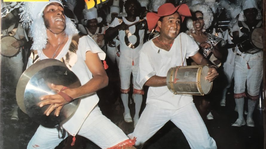 escola de samba da cidade e paulinho e sua bateria
